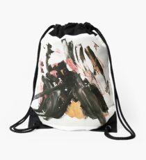 Cockatoo Squawking  Drawstring Bag