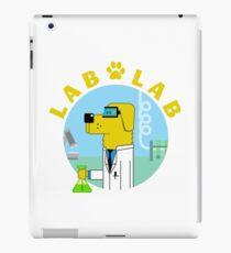Lab Lab iPad Case/Skin