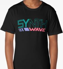 DX Synthwave Long T-Shirt