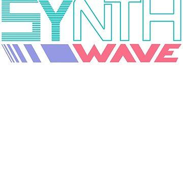 DX Synthwave by mikiex