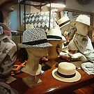 Hats for Sale - Daylesford Convent Gallery, Vic. Australia by EdsMum