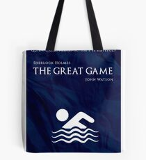 BBC Sherlock - The Great Game Tote Bag