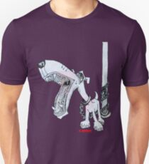 Leashed Unisex T-Shirt