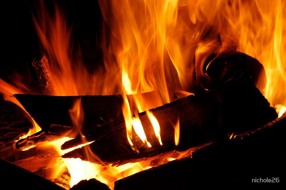 Night Fire by nichole26