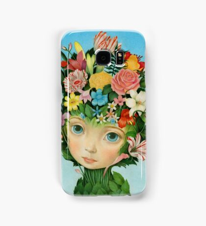 The Languaje of Flowers by Raul Guerra Samsung Galaxy Case/Skin