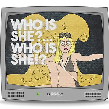 """Who Is She!?"" - Nikki Grahame by dfordylan"