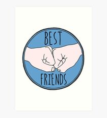 Best Friend Tumblr Art Prints Redbubble