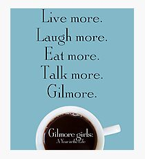 Gilmore Girls: A Year in the Life Photographic Print