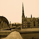 Cambridge by Tracey Bransfield