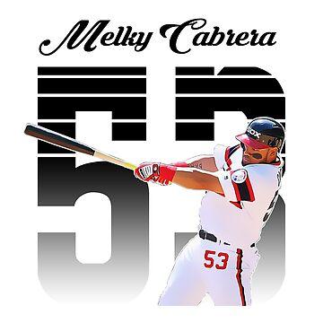 Melky Cabrera - Chicago White Sox by haydenburkiit