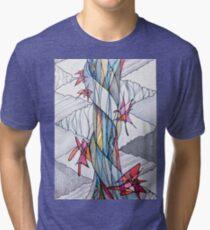 Care Tri-blend T-Shirt
