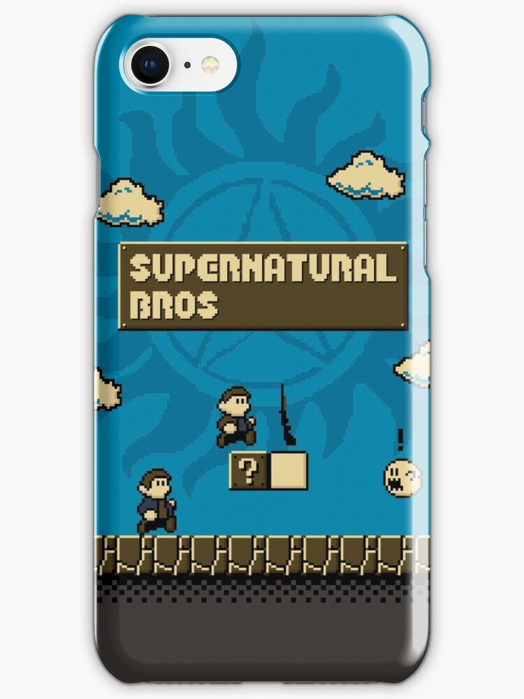 Supernatural Bros. by byway