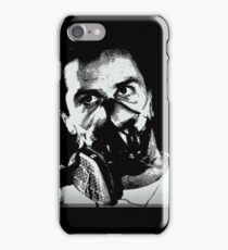 Mike Patton (Mask) iPhone Case/Skin