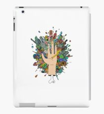 Artistic Touch iPad Case/Skin
