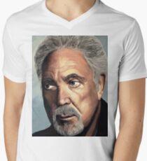 Tom Jones Men's V-Neck T-Shirt