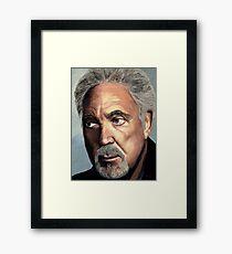 Tom Jones Framed Print