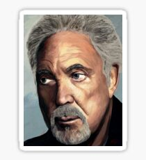Tom Jones Sticker