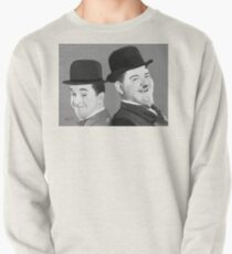 Laurel and Hardy Pullover