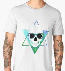 GEEKY SKULL  Men's Premium T-Shirt