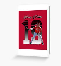 Joey Votto - Cincinnati Reds Greeting Card