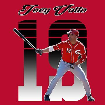 Joey Votto - Cincinnati Reds by haydenburkiit