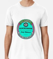 Kikkoman Aesthetic  Men's Premium T-Shirt