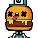 Cheesy Burger by cronobreaker
