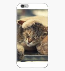 Real frienship :) iPhone Case