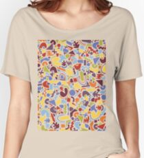 Abstract Disco 1.4 Women's Relaxed Fit T-Shirt