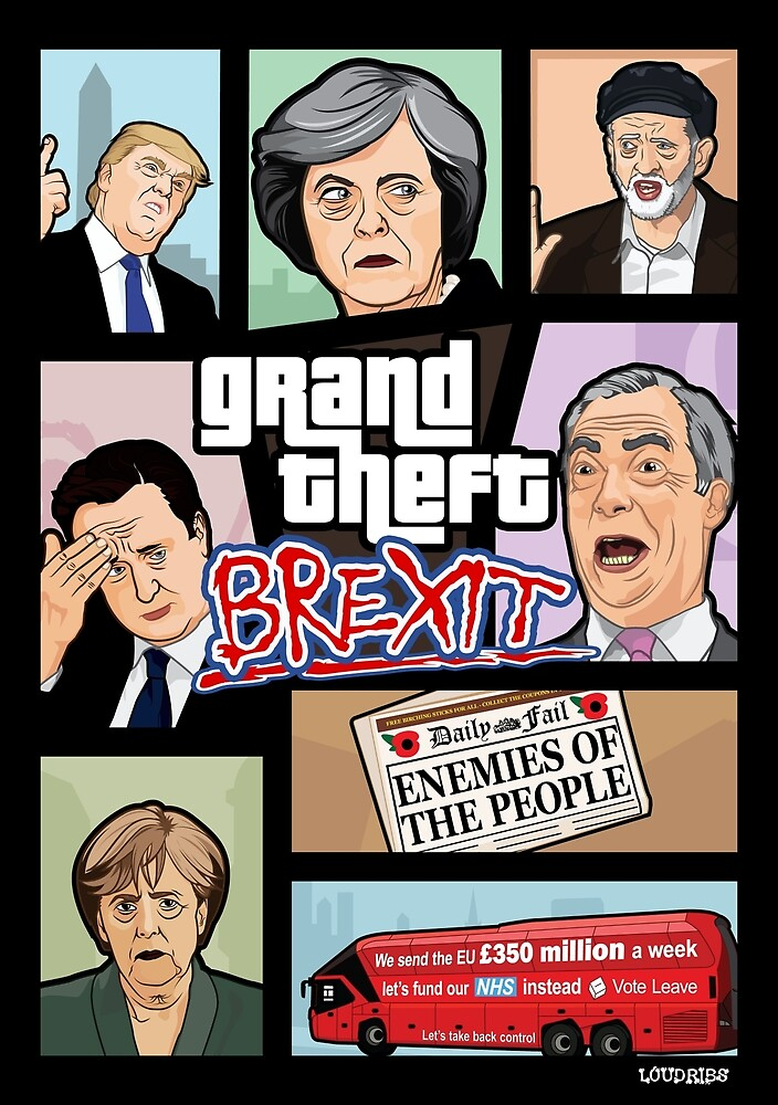 GTA: Brexit by loudribs