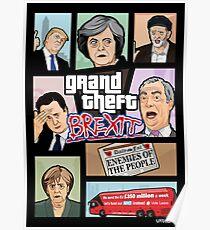 GTA: Brexit Poster