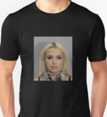 tana mongeau coachella mugshot  T-Shirt
