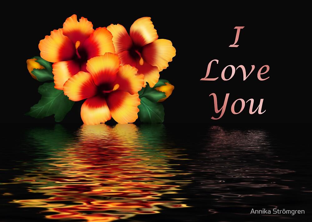 I love you 3 by Annika Strömgren