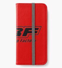 TRF iPhone Wallet/Case/Skin