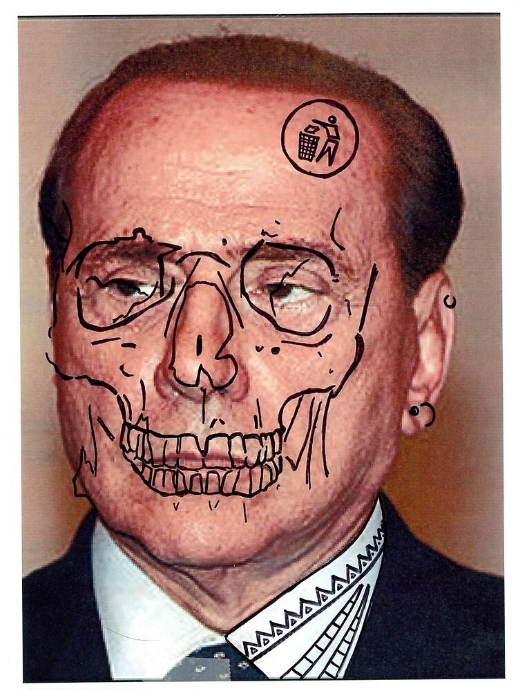 Berlusconi by welcomezampi