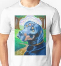 Soul Portrait of Mia Unisex T-Shirt