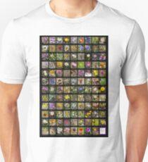 2017 Spring Arizona Wildflowers Unisex T-Shirt