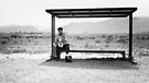 At the desert bus stop by Farfarm