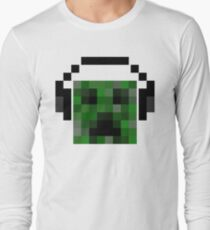 Minecraft Creeper Pixel Art T-Shirt