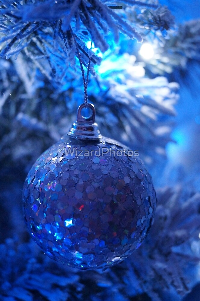 Christmas Bauble by WizardPhotos