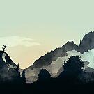 Misty Mountain von schwebewesen