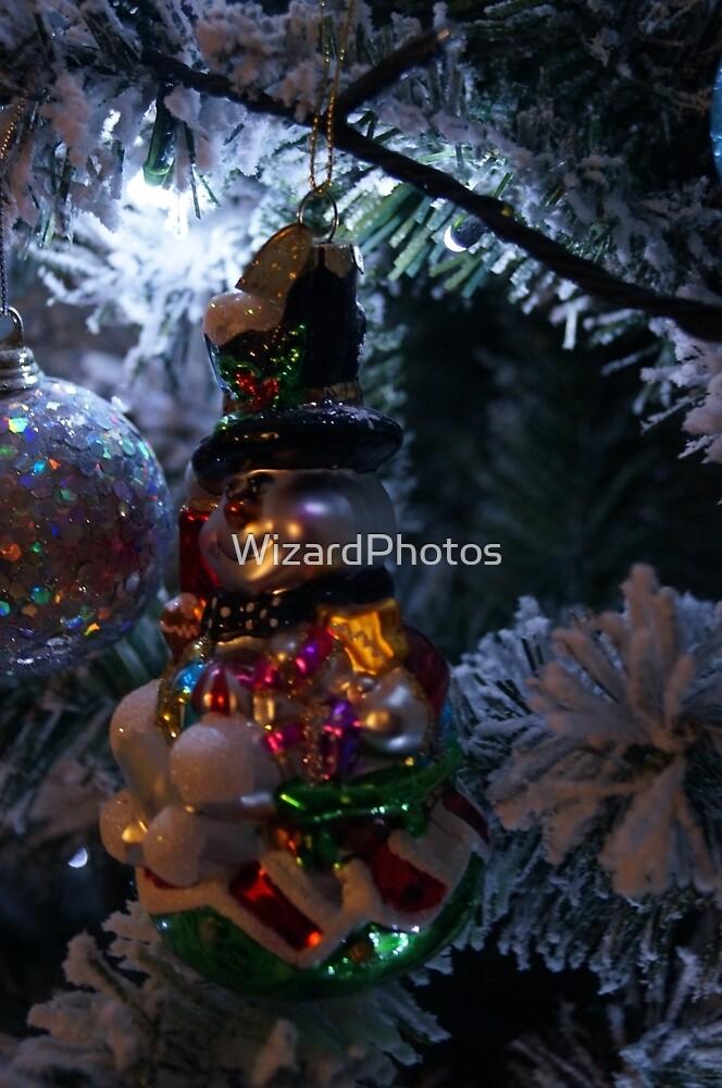 The Snowman by WizardPhotos