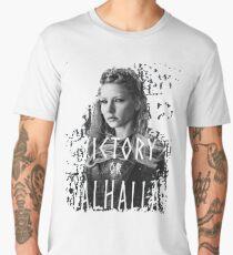 Lagertha: victory or Valhalla! Men's Premium T-Shirt