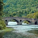 Kenmore Bridge by Tom Gomez