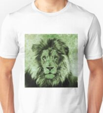 well dressed lion Unisex T-Shirt