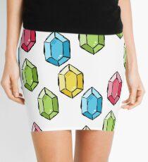 Rupee Rich Mini Skirt
