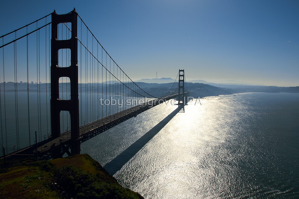 A Golden Gate by toby snelgrove  IPA