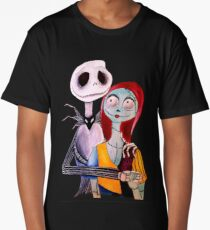 Jack and Sally Long T-Shirt