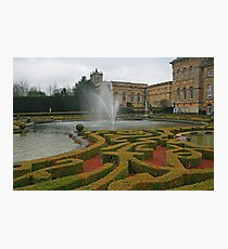 Water Terraces Photographic Print