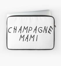 champagne mami Laptop Sleeve